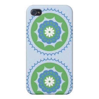 Elegant Geometric Speck Case iPhone 4/4S Case