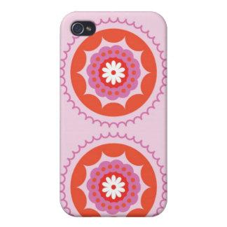 Elegant Geometric Speck Case iPhone 4/4S Cases