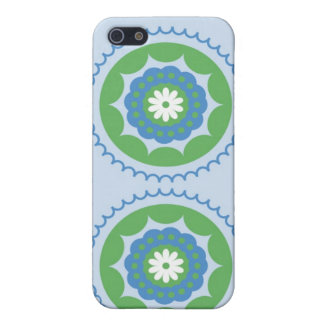 Elegant Geometric Speck Case iPhone 5 Case