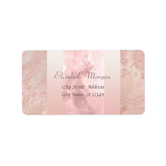 Elegant Glamourous Stylish,Pink Label