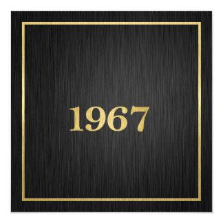 Elegant Gold 1967 Card