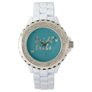 elegant gold and rose gold Bride Tribe Watch