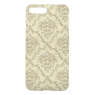 Elegant Gold Damask Uncommon iPhone7 Plus Case