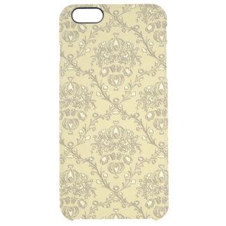 Elegant Gold Damask Uncommon iPhone 6 Plus Case