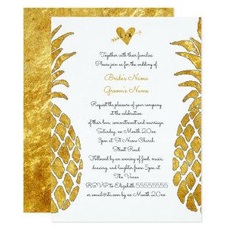 Golf wedding invitations announcements zazzle canada for Gold foil wedding invitations canada