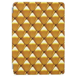 Elegant Gold Scale Pattern iPad Air Cover