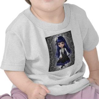 Elegant Gothic Aristocrat T-shirt