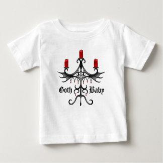 Elegant gothic style baby T-Shirt