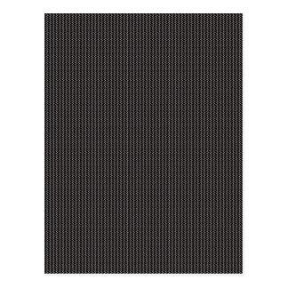 Elegant gray texture postcard