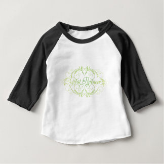Elegant Great Pyrenees Baby T-Shirt
