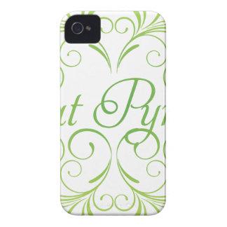 Elegant Great Pyrenees Case-Mate iPhone 4 Cases
