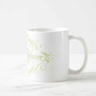 Elegant Great Pyrenees Coffee Mug