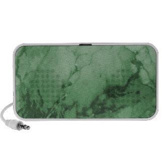 Elegant Green Marble Photo Speaker System