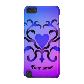 Elegant heart design iPod touch (5th generation) covers