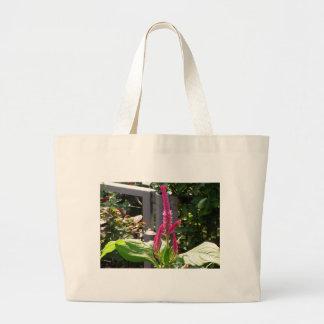 Elegant Home Garden Flower TEMPLATE Resellers FUN Canvas Bags