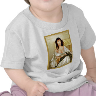 Elegant Italian lady Tee Shirt