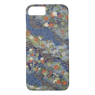 Elegant Japanese Washi Origami Cherry Blossoms iPhone 8/7 Case