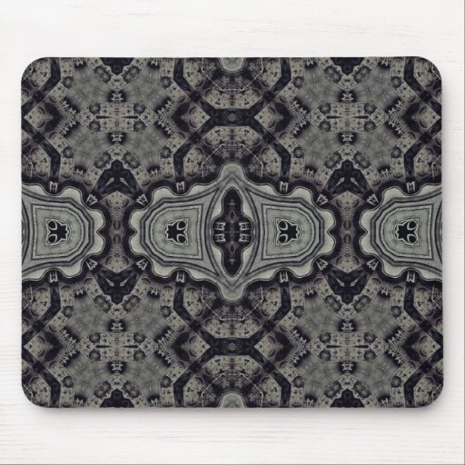 Elegant kaleidoscope mousepads