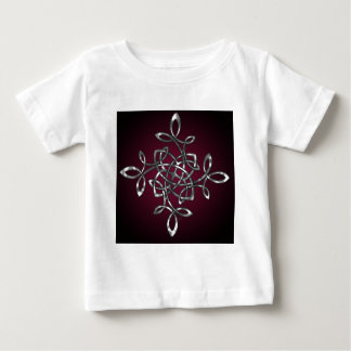 elegant knot color tee shirts
