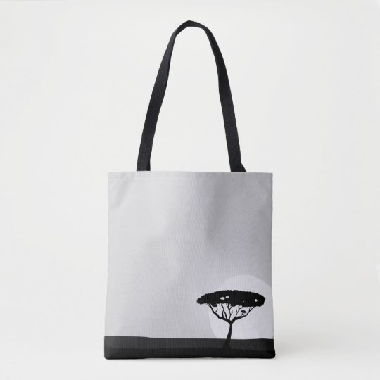 Elegant ladies bag : Safari theme