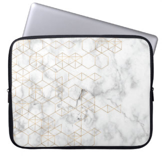 Elegant laptop sleeve