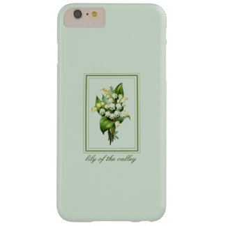 Elegant Lily of the Valley iPhone 6 Plus Case