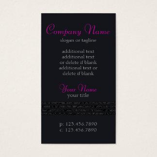 Elegant Lines Business Card