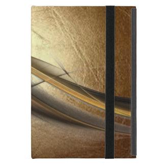 Elegant Luxury Leather Look Case For iPad Mini