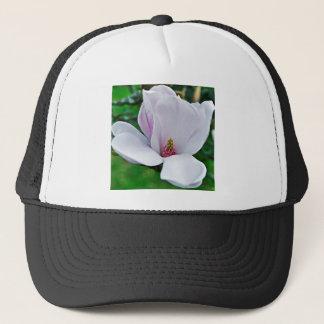 Elegant Magnolie Trucker Hat