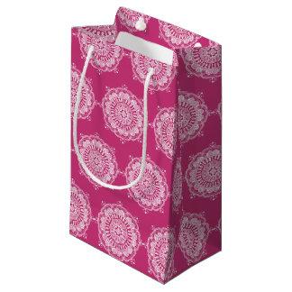 Elegant Mandala Art Favor Bag