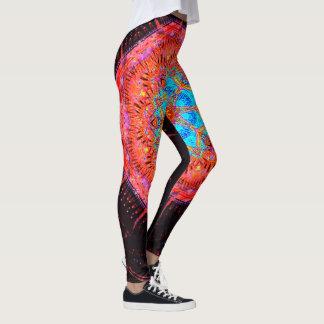 Elegant Mandala Leggings
