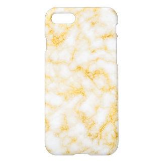 Elegant Marble - Gold White iPhone 8/7 Case