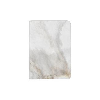 Elegant Marble Look texture Passport Holder