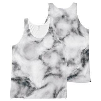 Elegant Marble style2 All-Over-Print Tank Top