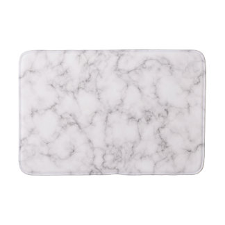 Elegant Marble style Bath Mat