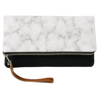 Elegant Marble style Clutch