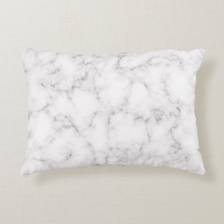 Elegant Marble style Decorative Pillow