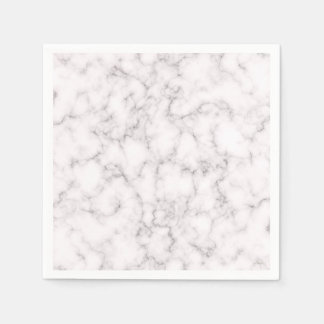 Elegant Marble style Disposable Napkins