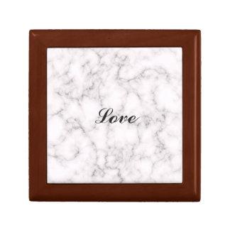 Elegant Marble style Gift Box