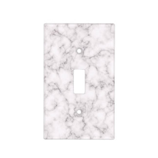 Elegant Marble style Light Switch Cover