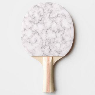Elegant Marble style Ping Pong Paddle