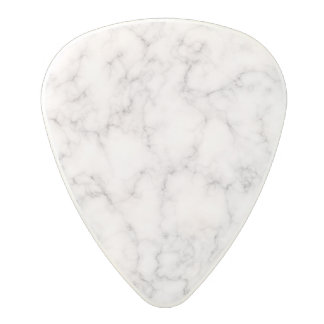 Elegant Marble style Polycarbonate Guitar Pick