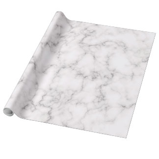 Elegant Marble style Wrapping Paper