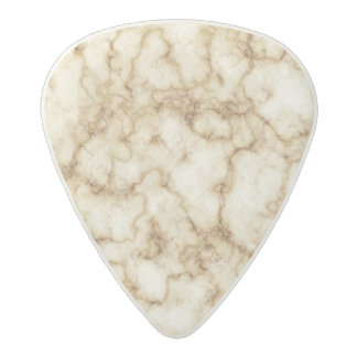 Elegant Marble Texture Acetal Guitar Pick