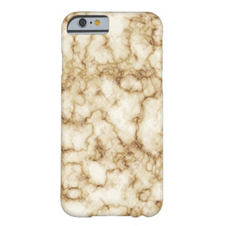 Elegant Marble Texture Barely There iPhone 6 Case