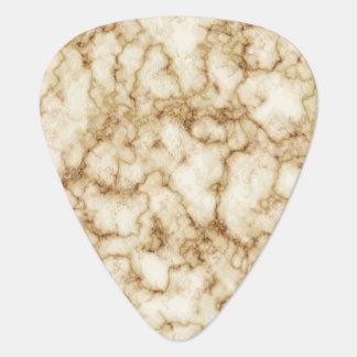 Elegant Marble Texture Guitar Pick