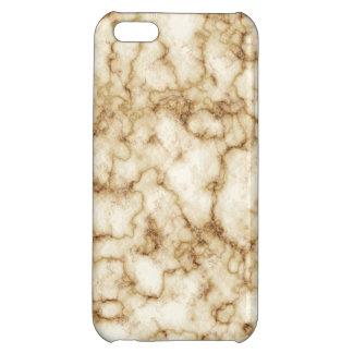 Elegant Marble Texture iPhone 5C Cover