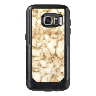 Elegant Marble Texture OtterBox Samsung Galaxy S7 Case