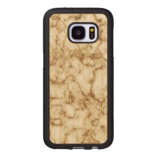 Elegant Marble Texture Wood Samsung Galaxy S7 Case