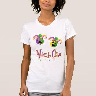 Elegant Mardi Gras Mask Womens t-Shirt